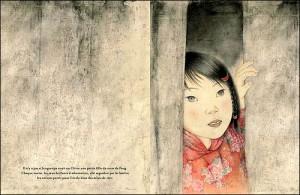He Zhihong : fille des neiges